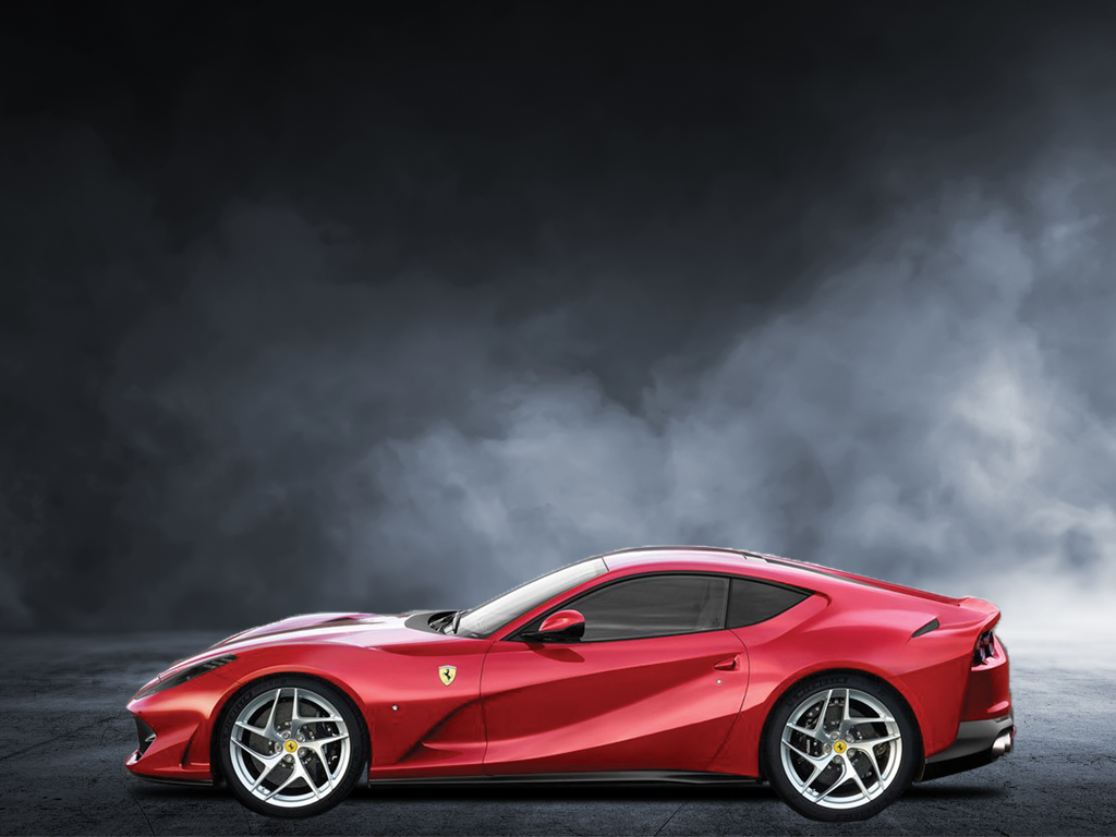 ferrari 812 superfast revealed car guy. Black Bedroom Furniture Sets. Home Design Ideas