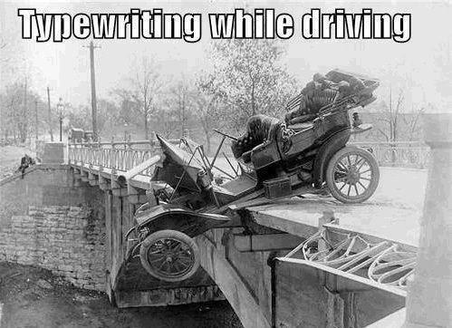 Classic Car Jokes