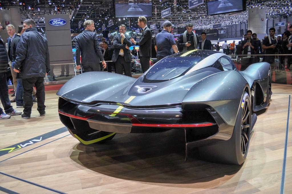 Aston Martin Valkyrie Named Will Tingle Genitals Car Guy