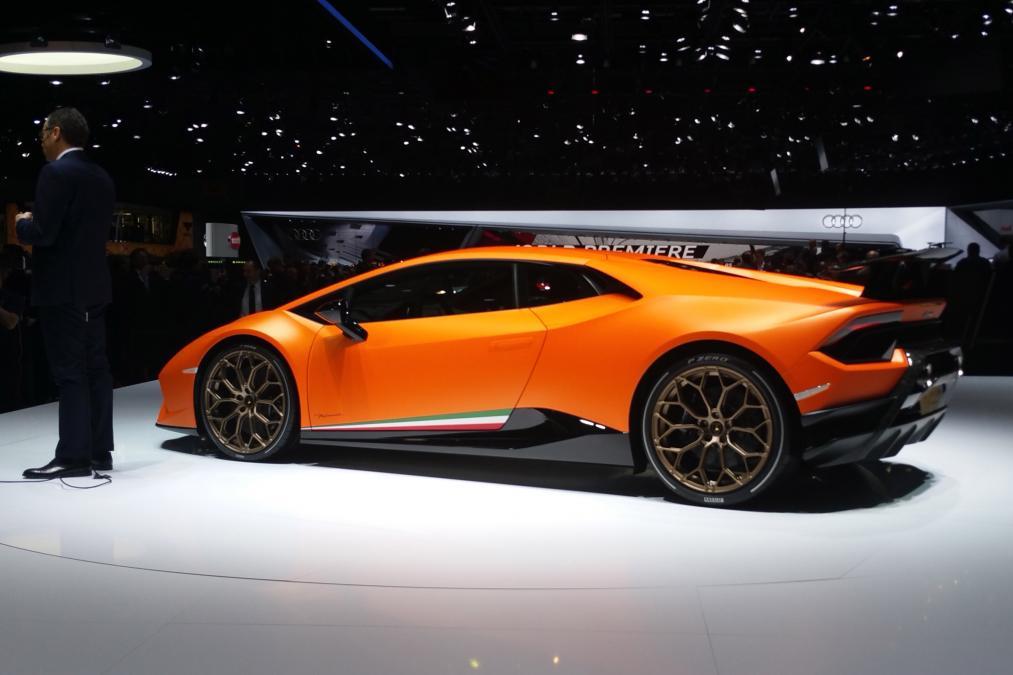 Lamborghini Huracan Performante Unveiled - at Geneva   Car Guy