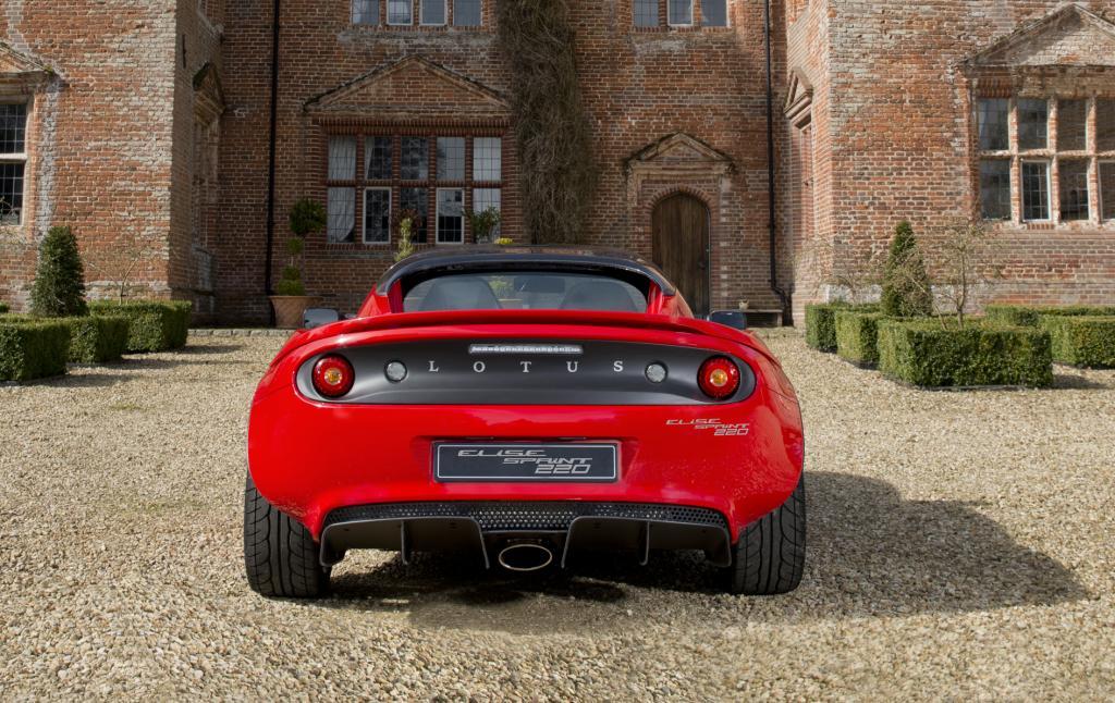 Lotus Elise New Model