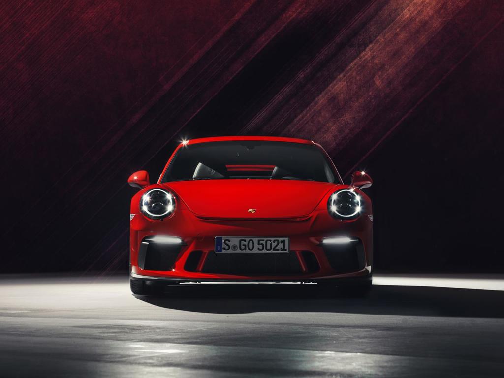 Porsche 911 GT3 Manual - Best driver's car