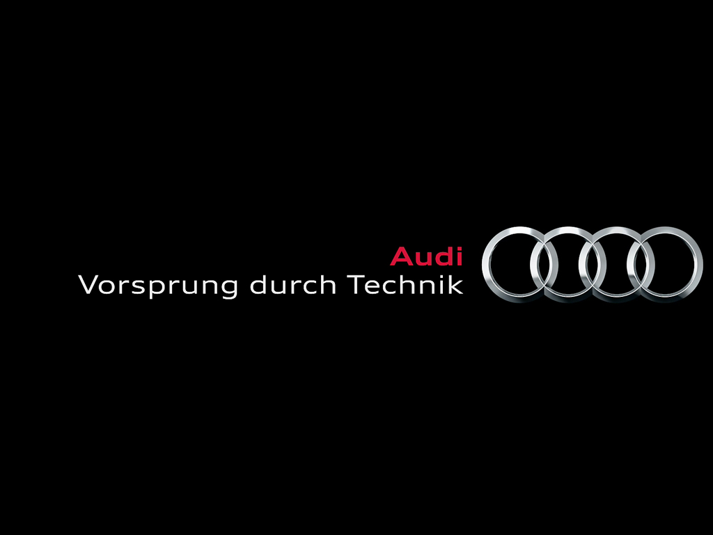Vorsprung Durch Technik What Does It Mean Car Guy