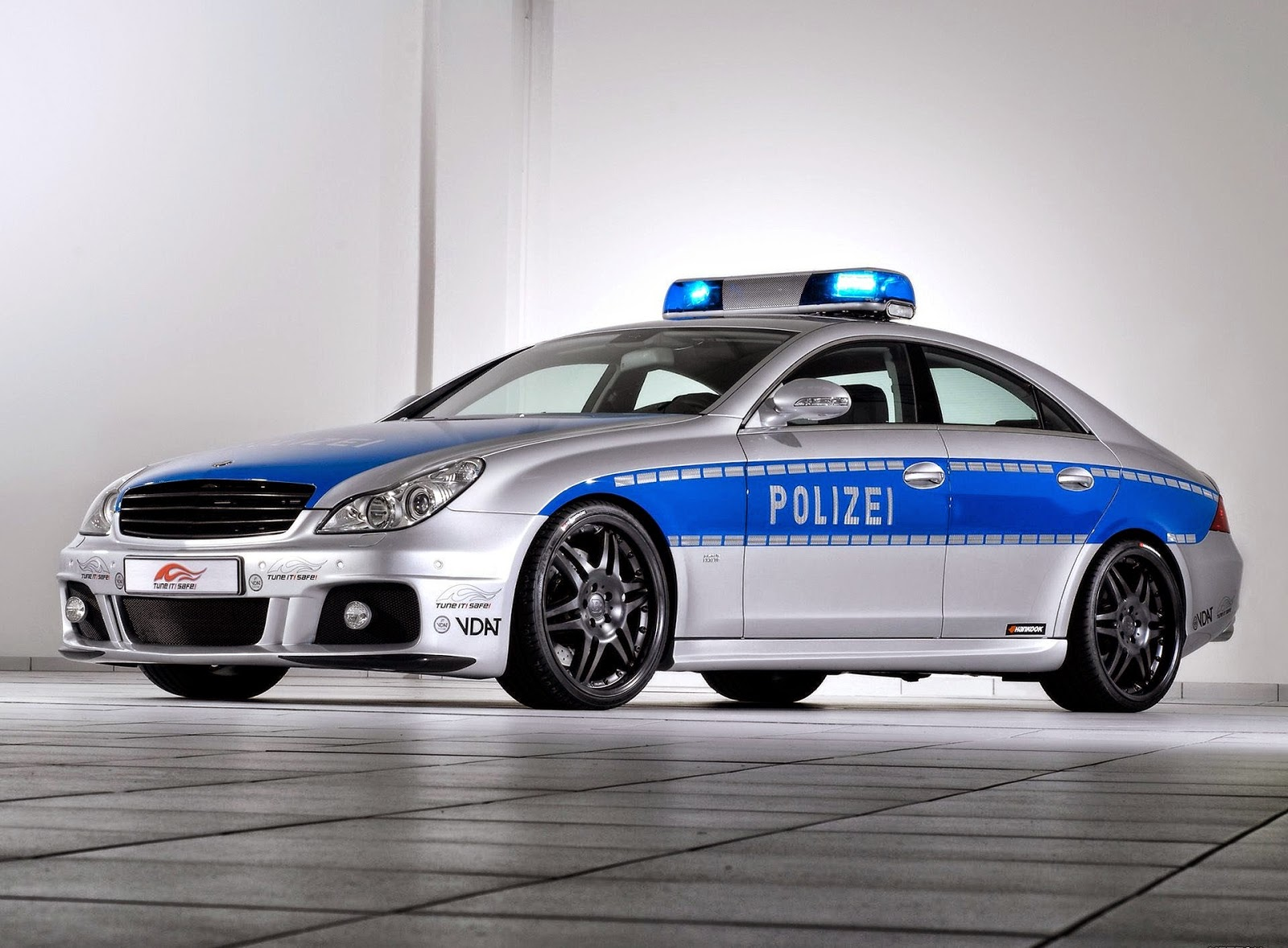 The Best Police Cars In The World 4 Countries With Fast Cop Cars