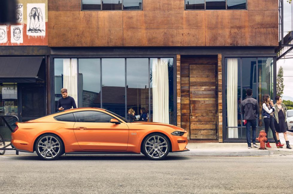 2018 Ford Mustang Details