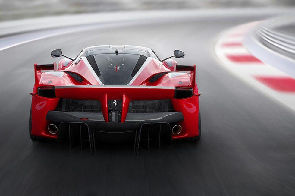 Ferrari Racing Cars