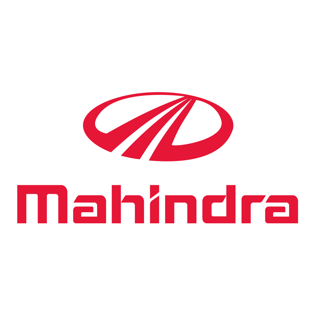Mahindra Logo Car Guy